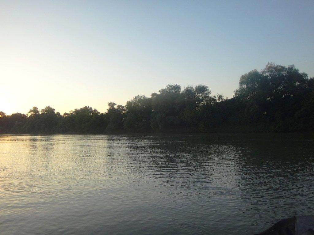 В походе лодочном... август, река Кубань 007 003