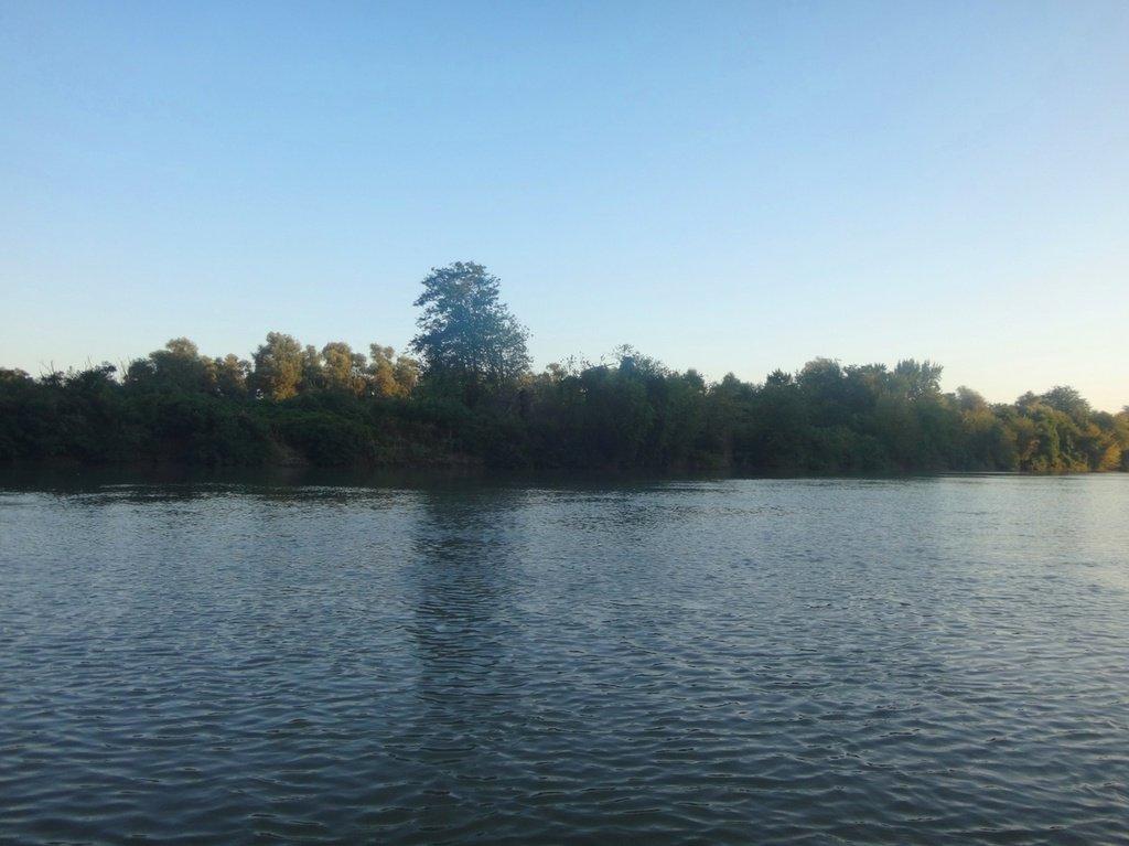 В походе лодочном... август, река Кубань 007 005
