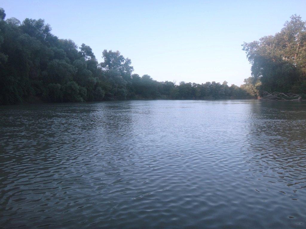В походе лодочном... август, река Кубань 007 007