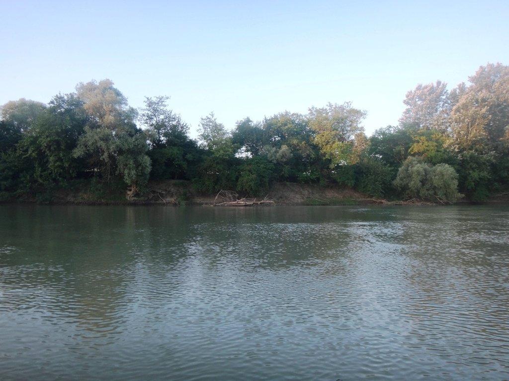 В походе лодочном... август, река Кубань 007 002