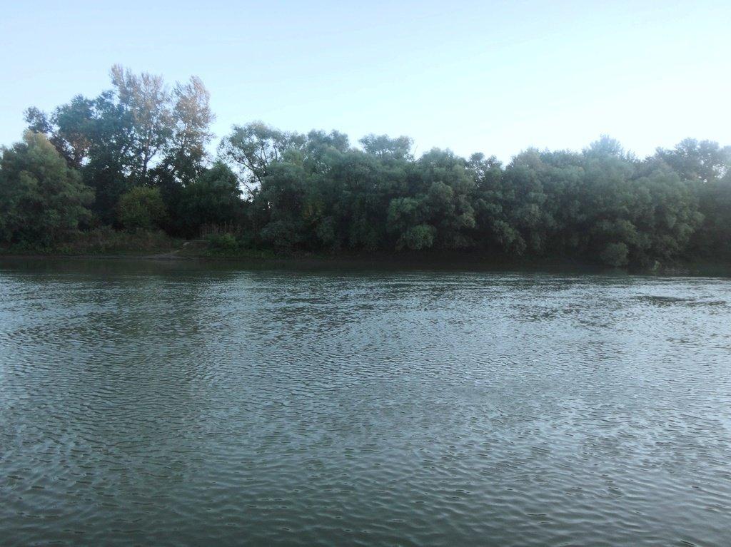 В походе лодочном... август, река Кубань 007 001