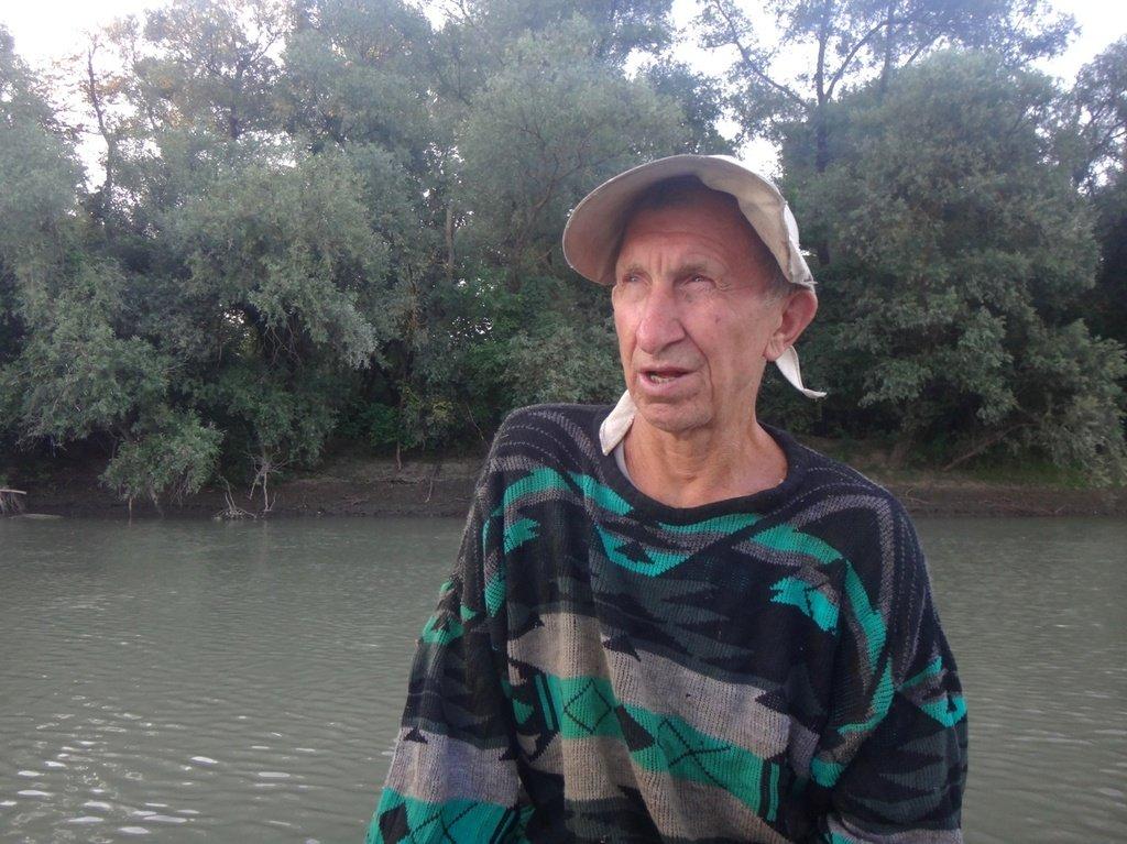В походе лодочном... август, река Кубань 007 006