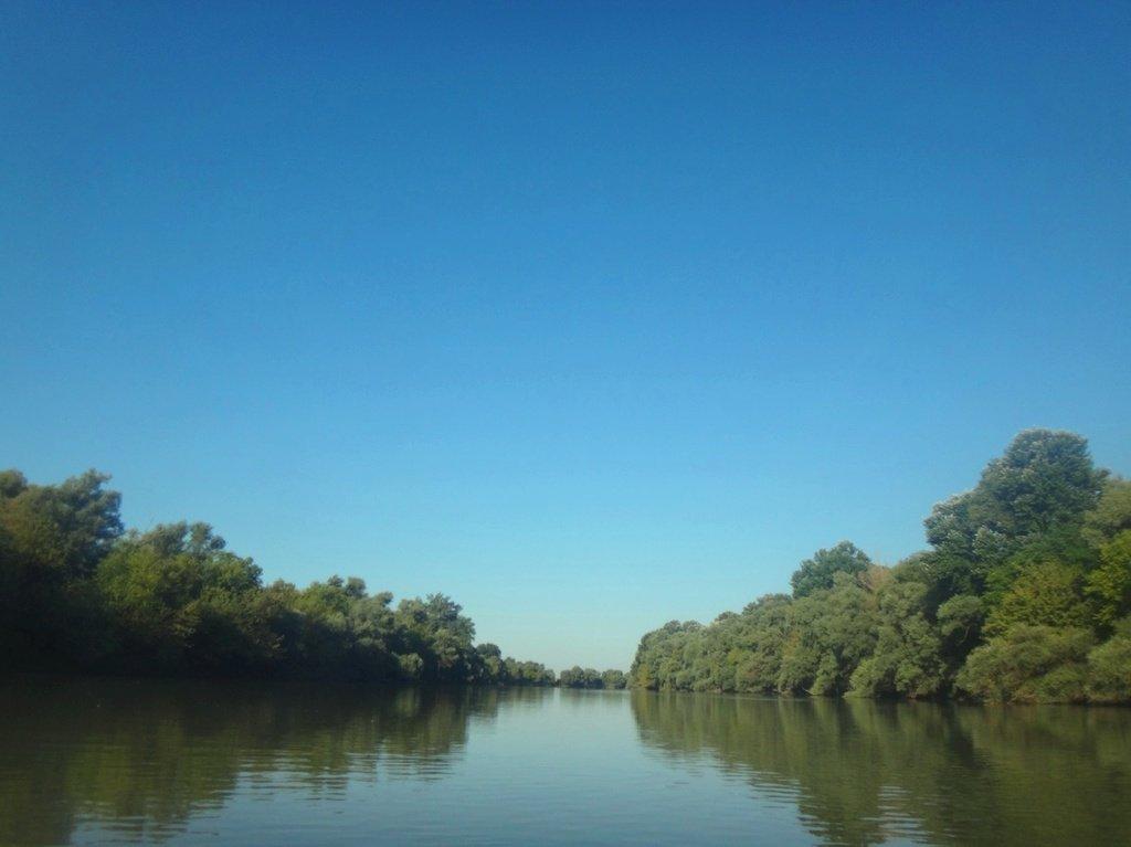 В походе лодочном... август, река Кубань 008 006