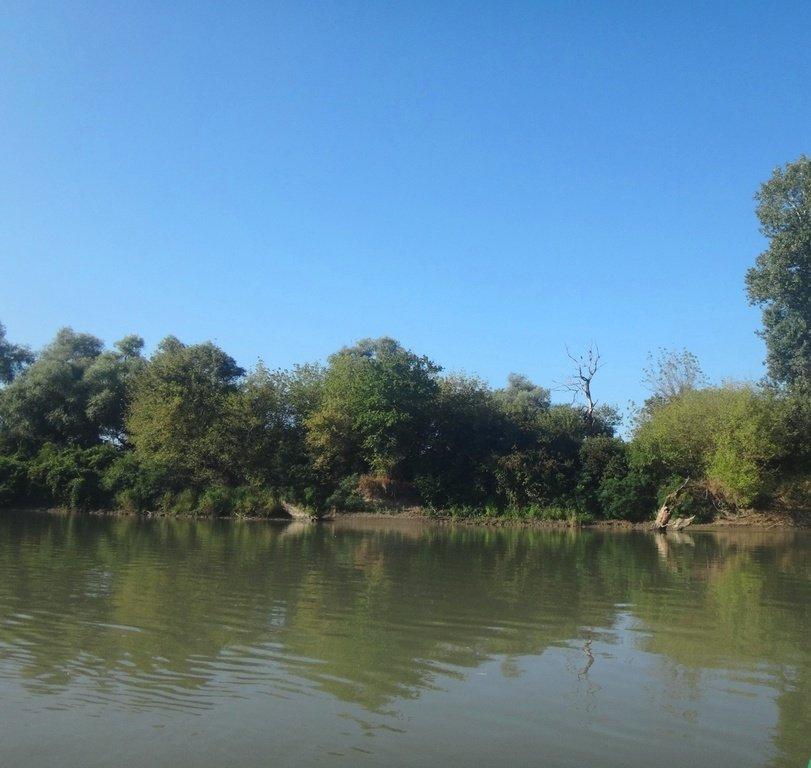В походе лодочном... август, река Кубань 008 010