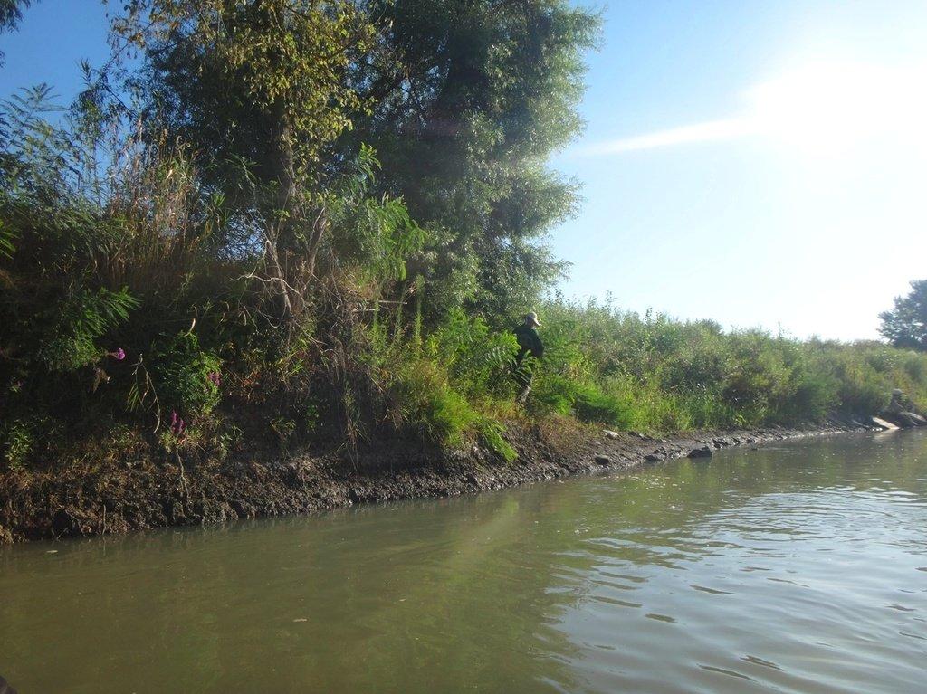 В походе лодочном... август, река Кубань 008 004