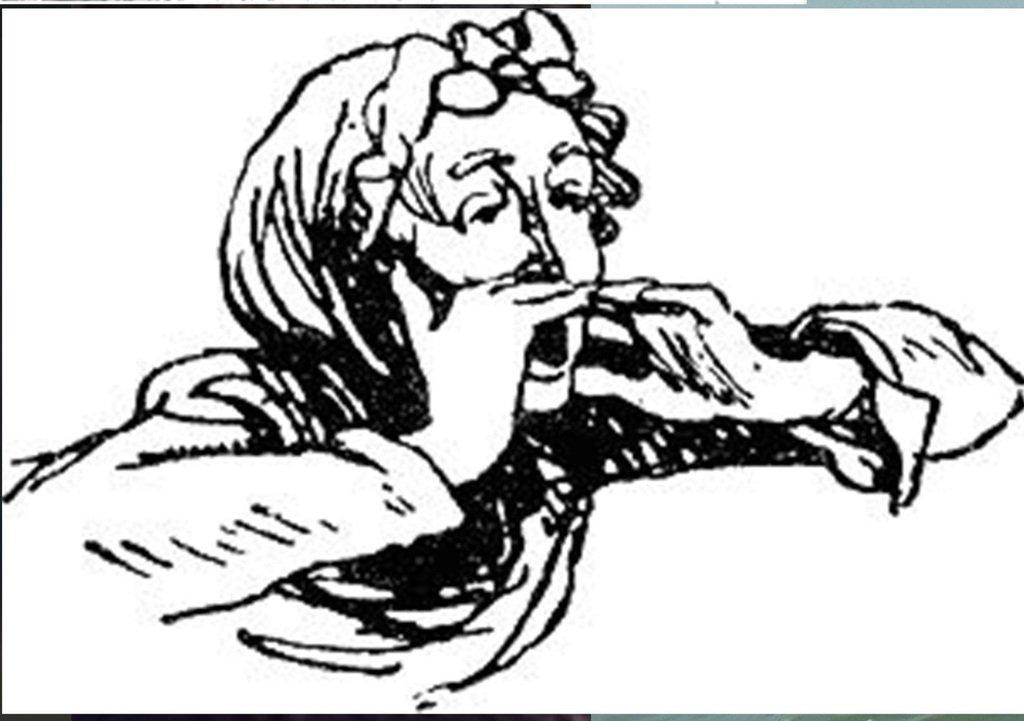 Иллюстрация В. Н. Горяева к пр-ю М.Твена Приключения Тома Сойера (3).