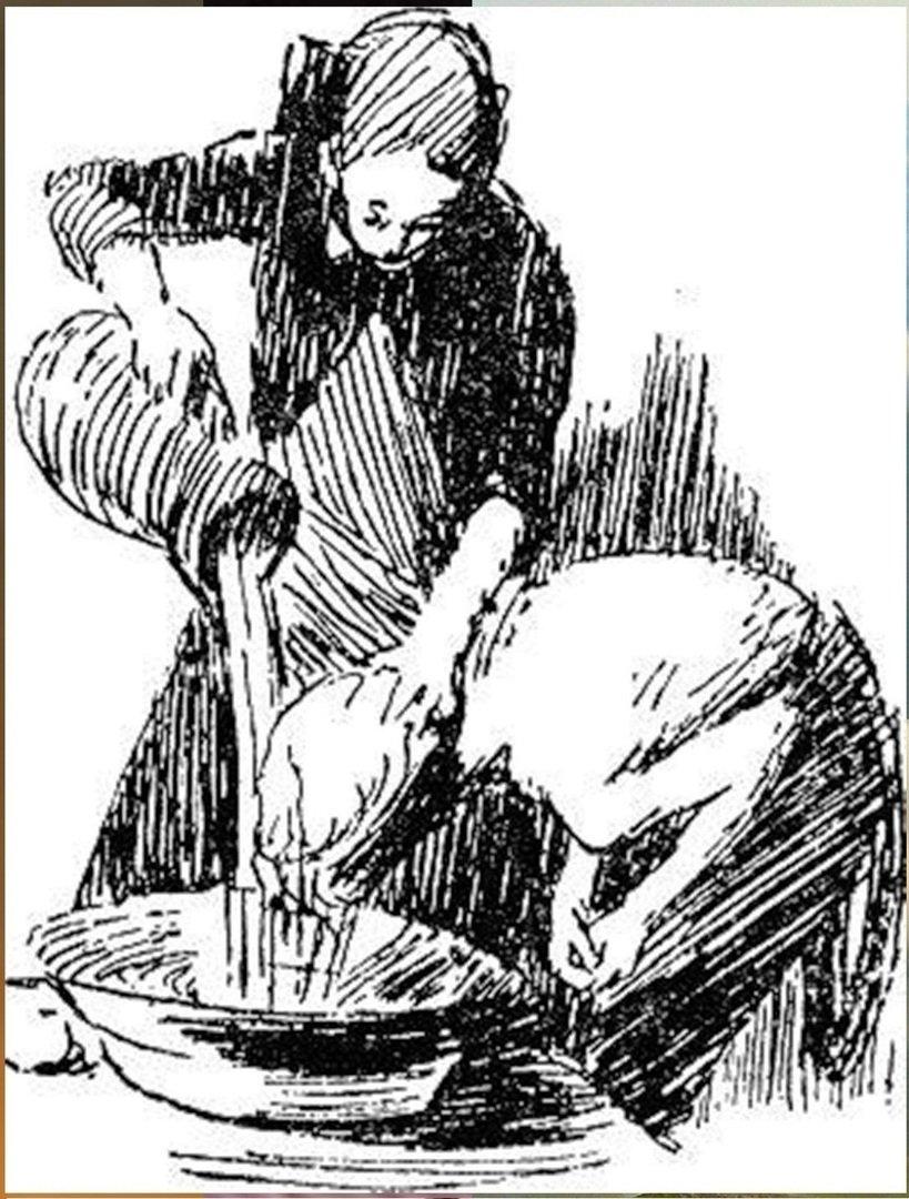 Иллюстрация В. Н. Горяева к пр-ю М.Твена Приключения Тома Сойера (9).
