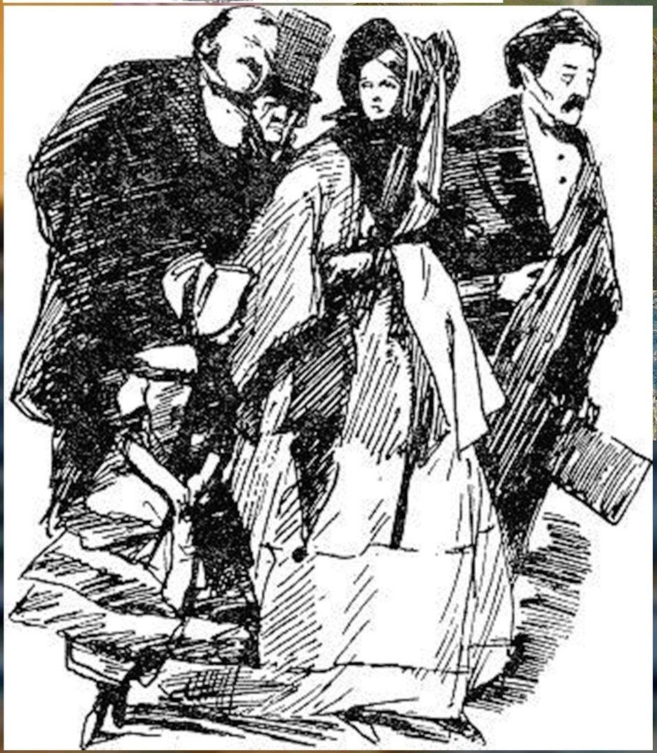 Иллюстрация В. Н. Горяева к пр-ю М.Твена Приключения Тома Сойера (10).
