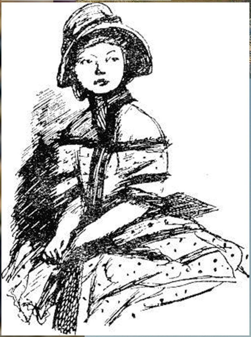 Иллюстрация В. Н. Горяева к пр-ю М.Твена Приключения Тома Сойера (16).
