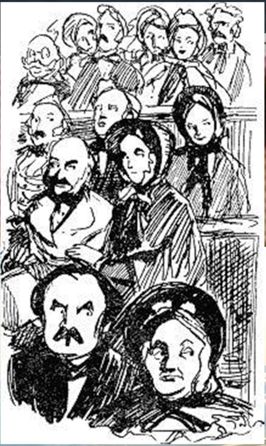 Иллюстрация В. Н. Горяева к пр-ю М.Твена Приключения Тома Сойера (13).