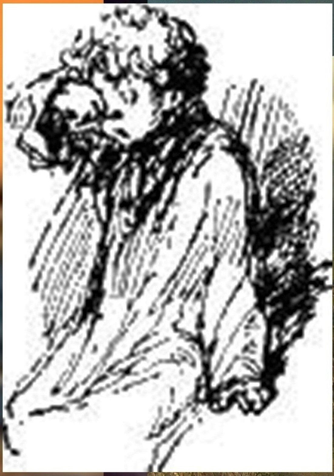 Иллюстрация В. Н. Горяева к пр-ю М.Твена Приключения Тома Сойера (15).
