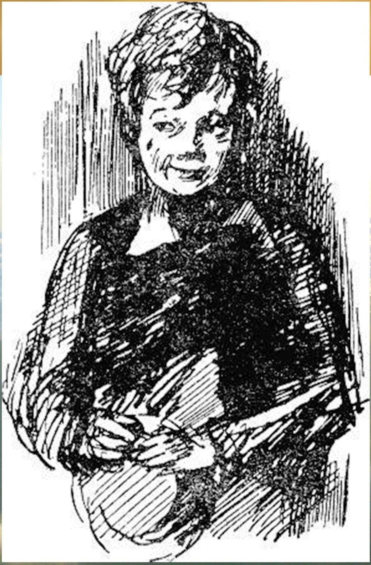 Иллюстрация В. Н. Горяева к пр-ю М.Твена Приключения Тома Сойера (17).