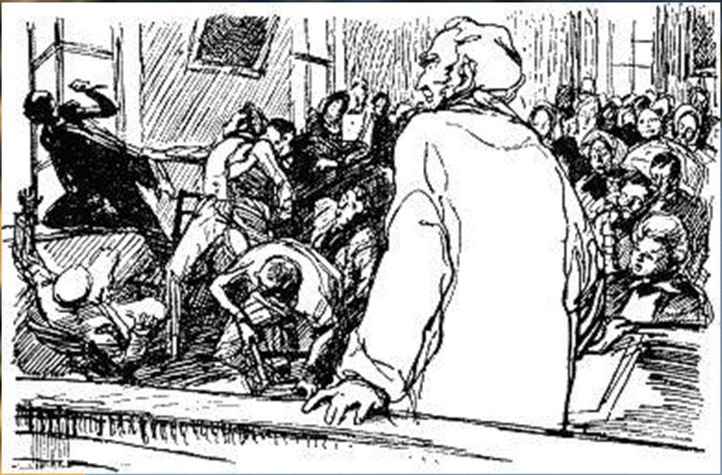 Иллюстрация В. Н. Горяева к пр-ю М.Твена Приключения Тома Сойера (32).
