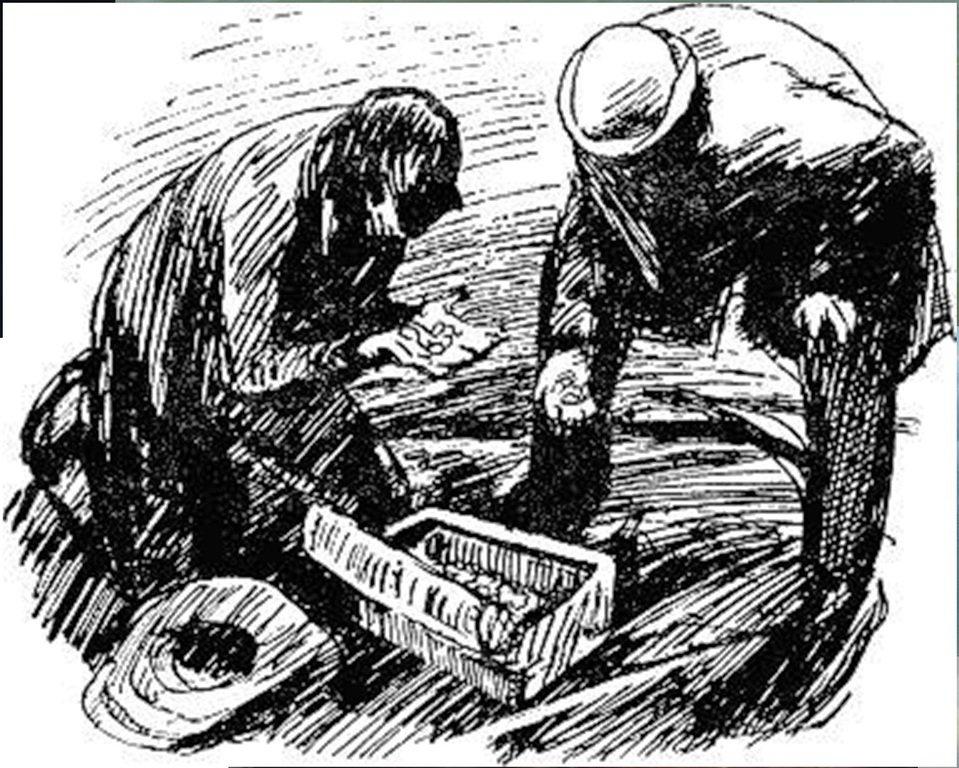 Иллюстрация В. Н. Горяева к пр-ю М.Твена Приключения Тома Сойера (34).