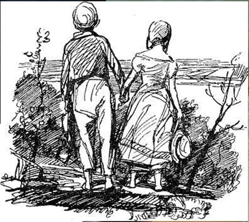 Иллюстрация В. Н. Горяева к пр-ю М.Твена Приключения Тома Сойера (41).