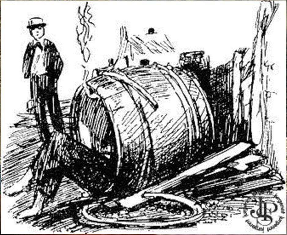 Иллюстрация В. Н. Горяева к пр-ю М.Твена Приключения Тома Сойера (45).