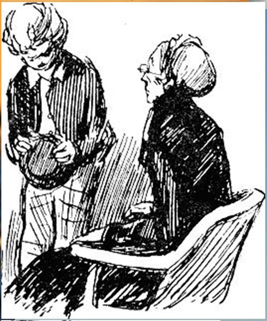 Иллюстрация В. Н. Горяева к пр-ю М.Твена Приключения Тома Сойера (29).