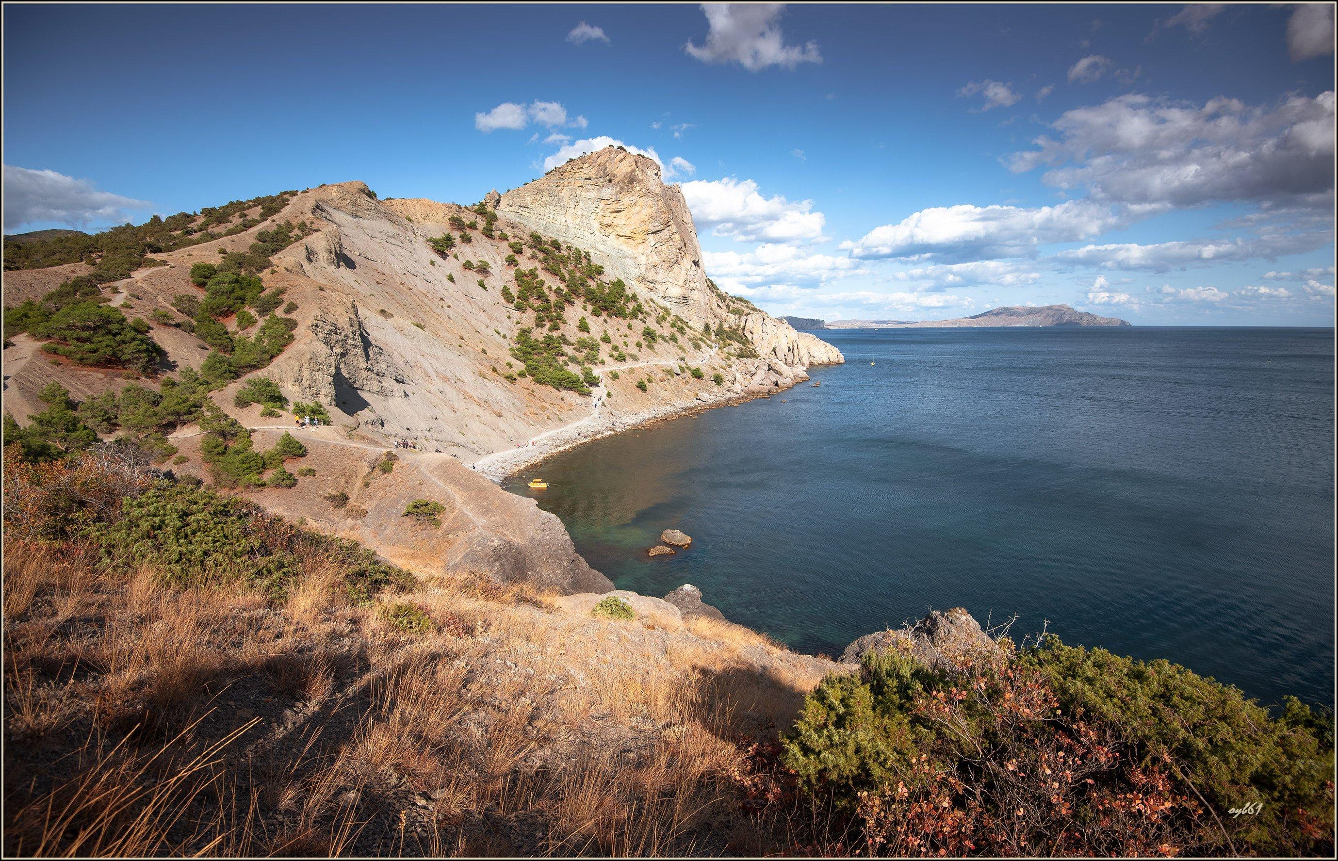 черноморское побережье крыма фото кого-то