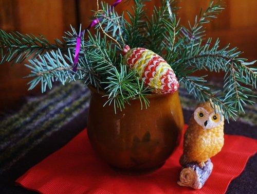 Новогодние миниатюрки