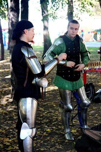 Три рыцаря