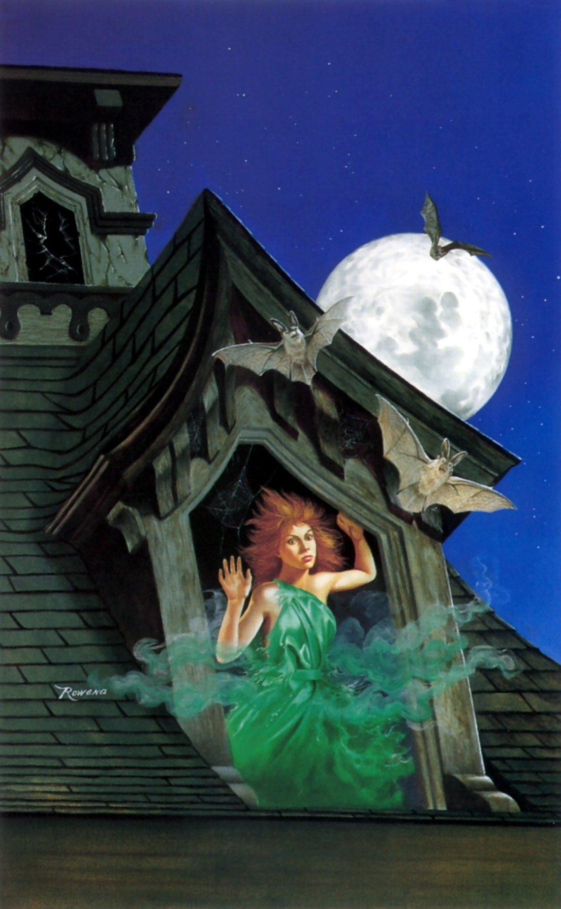 Rowena Morrill The Haunt.