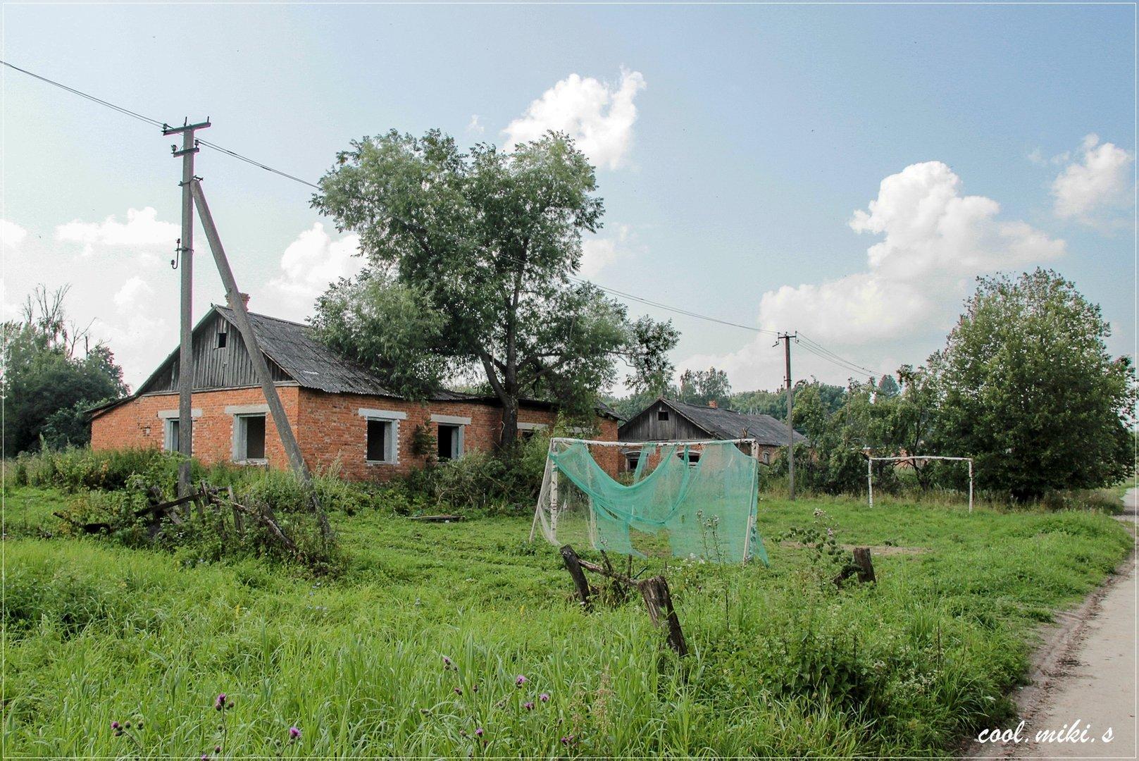 Деревня Кузьмино - Кропоткино
