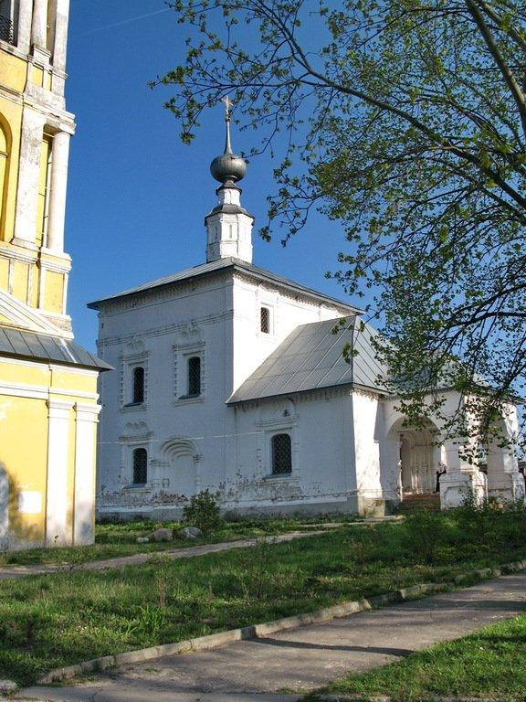 Ризопоположенская церковь Знаменского прихода