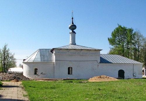 Церковь Николая Чудотворца Петропавловского прихода