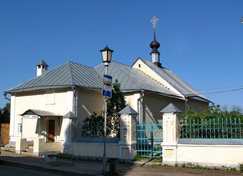 Церковь Симеона Столпника Смоленского прихода