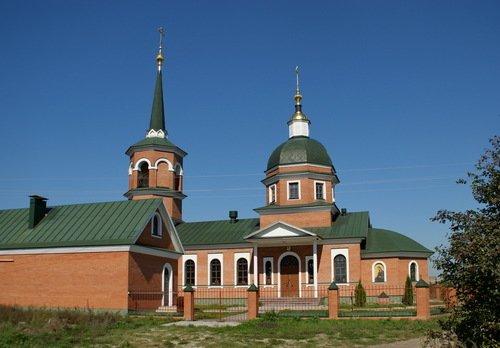 Церковь Илии Пророка в Кершинских Борках