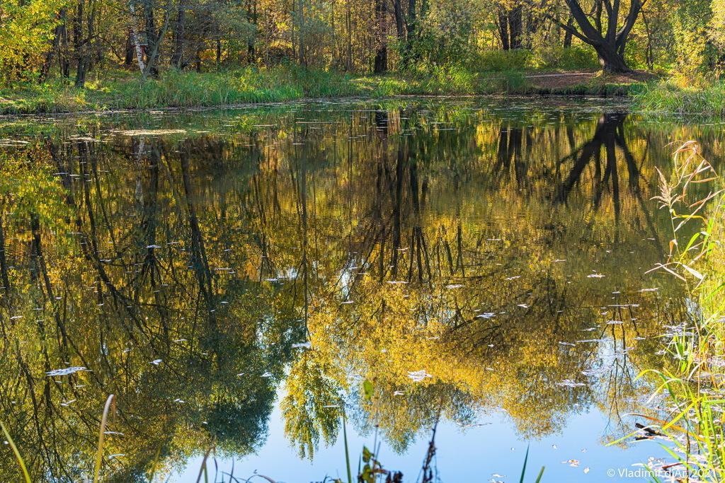 13. Заводь Бездонного озера
