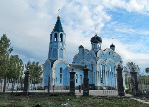 Церковь Иконы Божией Матери Скоропослушница