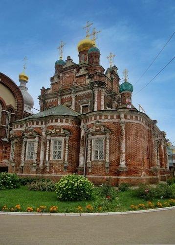 Церковь Иконы Божией Матери Смоленская в Гордеевке