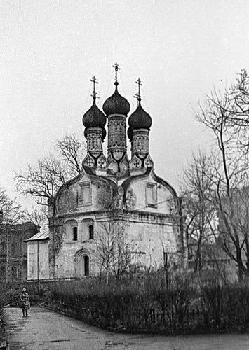 Церковь Успения Пресвятой Богородицы на Ильинской горе