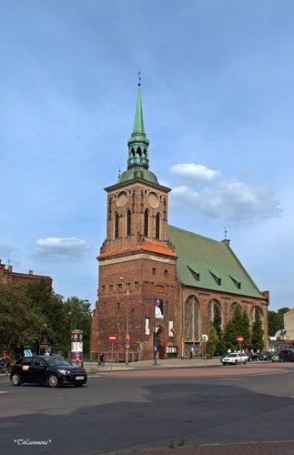Костел Святой Барбары. Гданьск