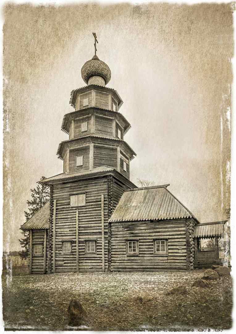 Тихвинский храм