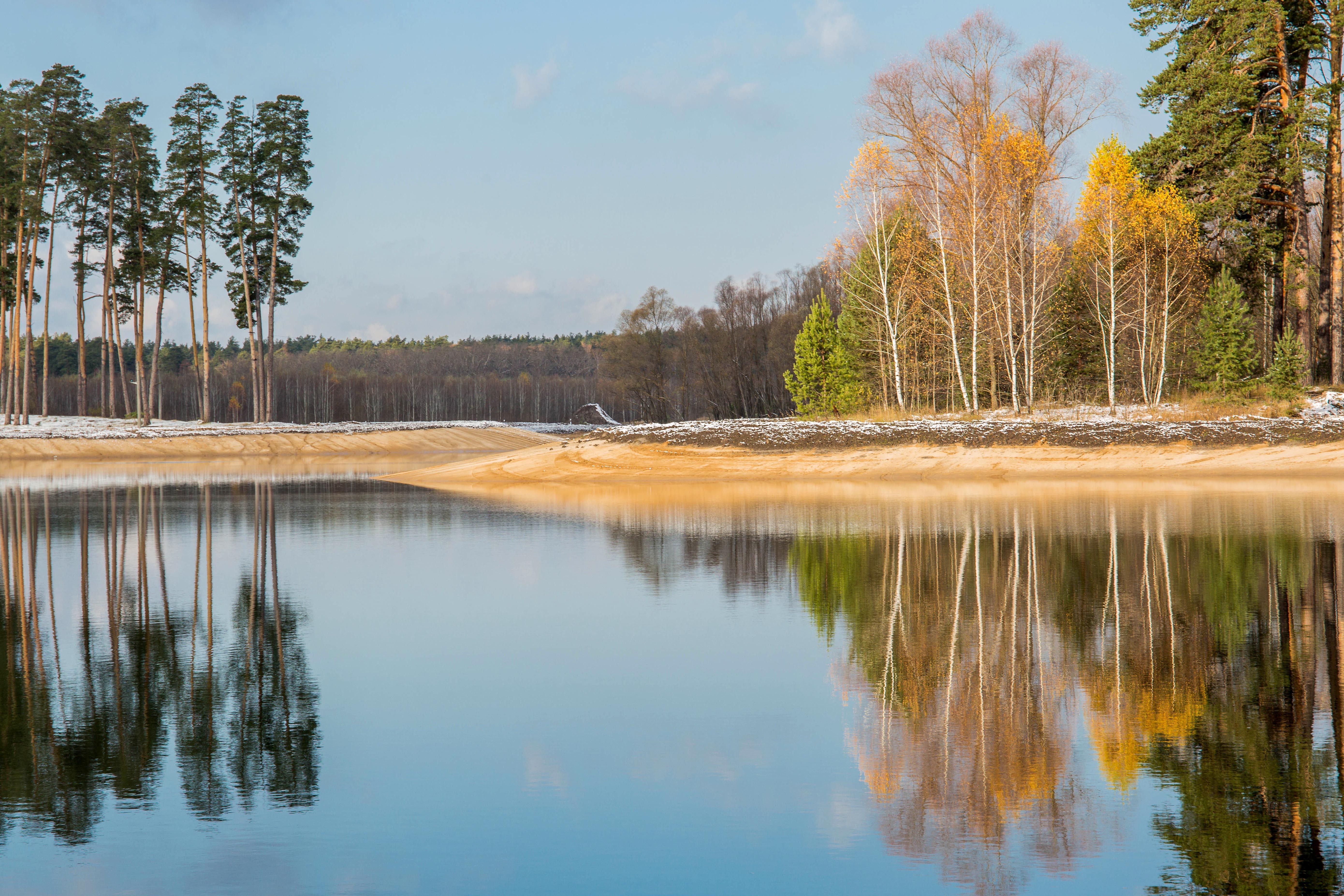 Озеро лебяжье казань фото