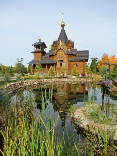 Скитская церковь