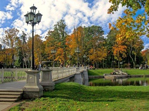 У Белого моста