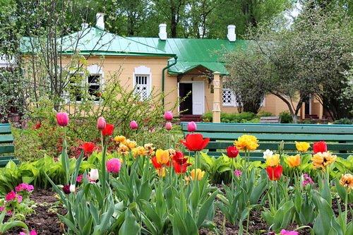 май в музее А.П. Чехова