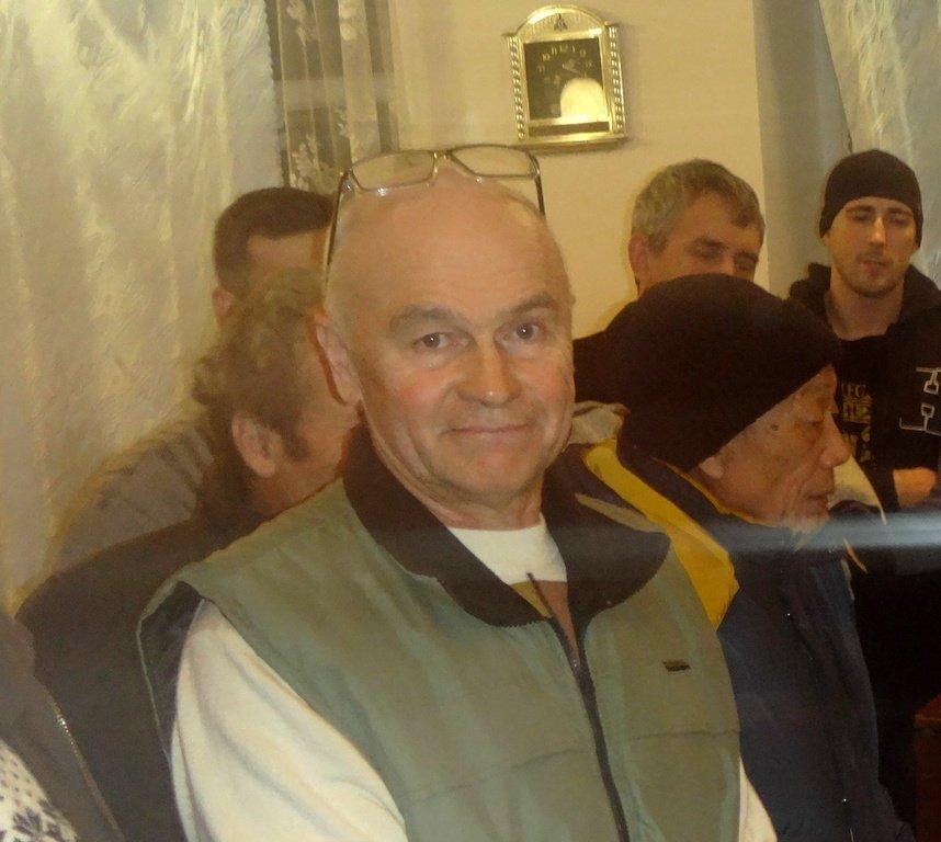 Шахматист, на турнире в станице Выселки
