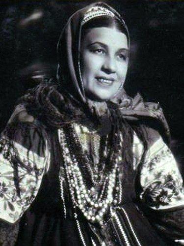 Лидия Андреевна Русланова.