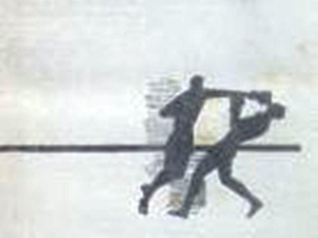 Ринг за колючей проволокой. Георгий Свиридов 040
