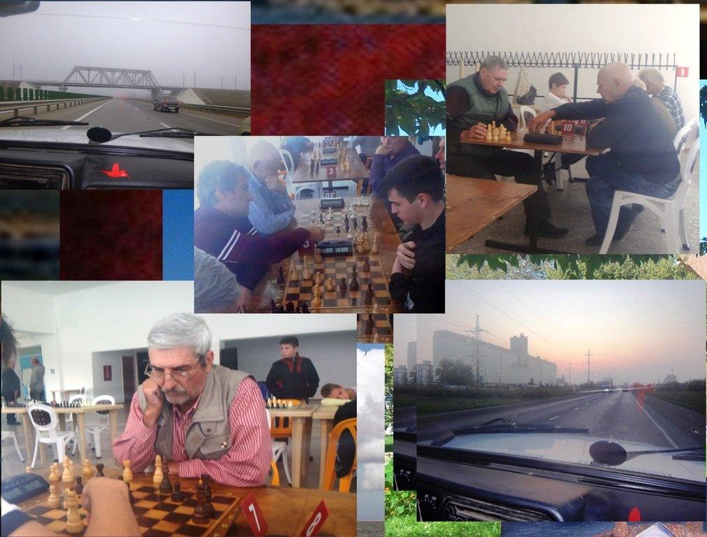 2019-10-20. Шахматный турнир. Выселки .