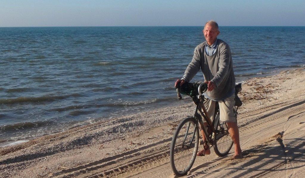 На тропе туристической, Азовский берег... 18 октября 2019... 004 ...