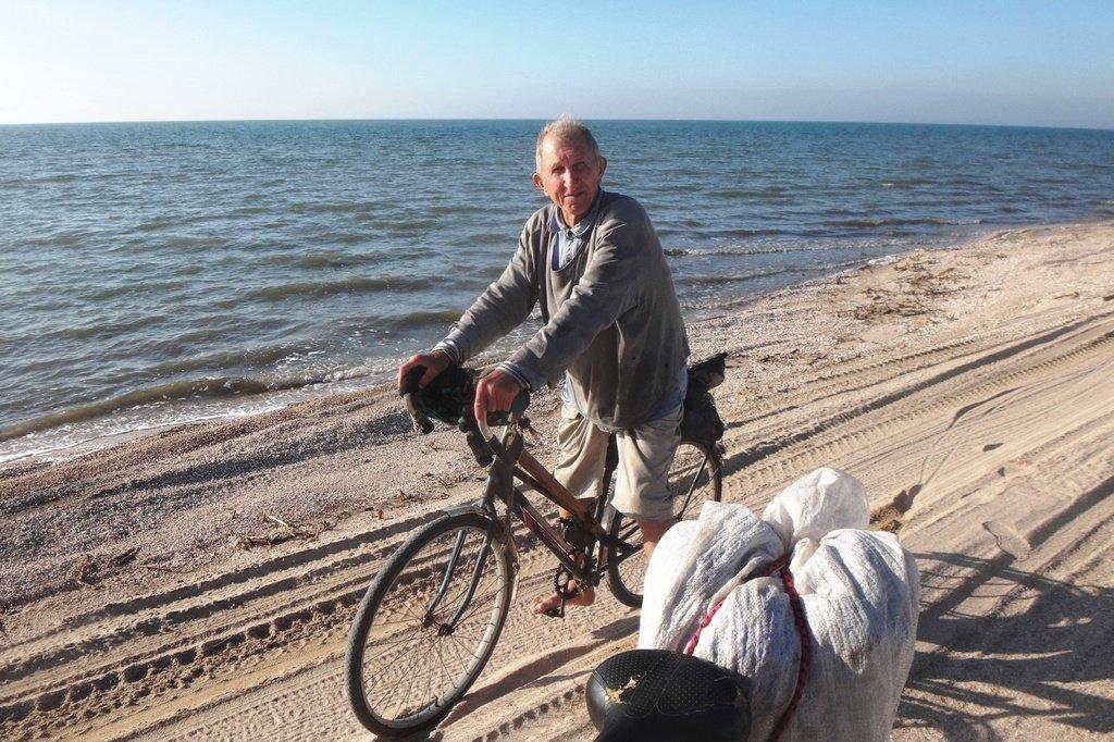На тропе туристической, Азовский берег... 18 октября 2019... 003 ...