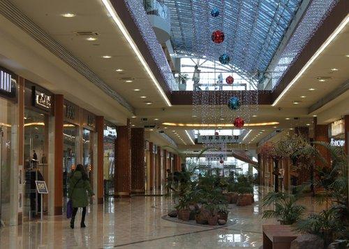 торговые комплексы Петербурга
