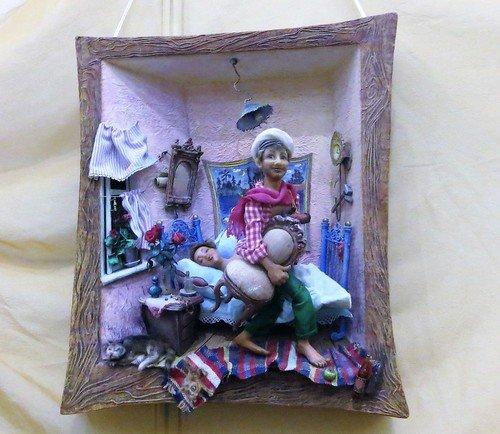 Куклы с выставки
