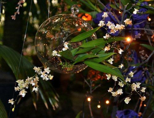Рождество и цветочная композиция