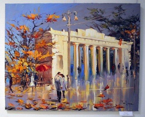 8 декабря-Всемирный день художников